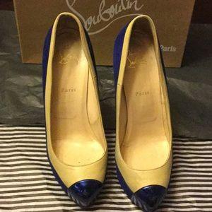 Christian Louboutin Sz 40 heels